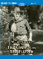 The Cowboy and the Flapper on Blu-ray