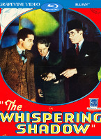 The Whispering Shadow on Blu-ray